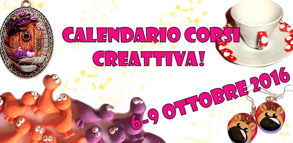 Calendario Corsi Creattiva Bergamo