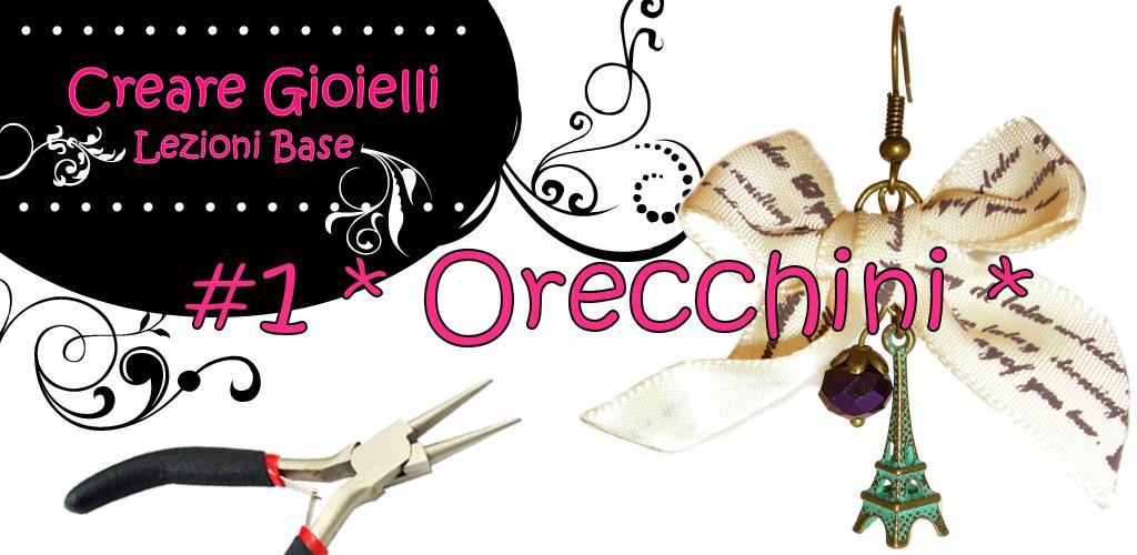 Orecchini #1