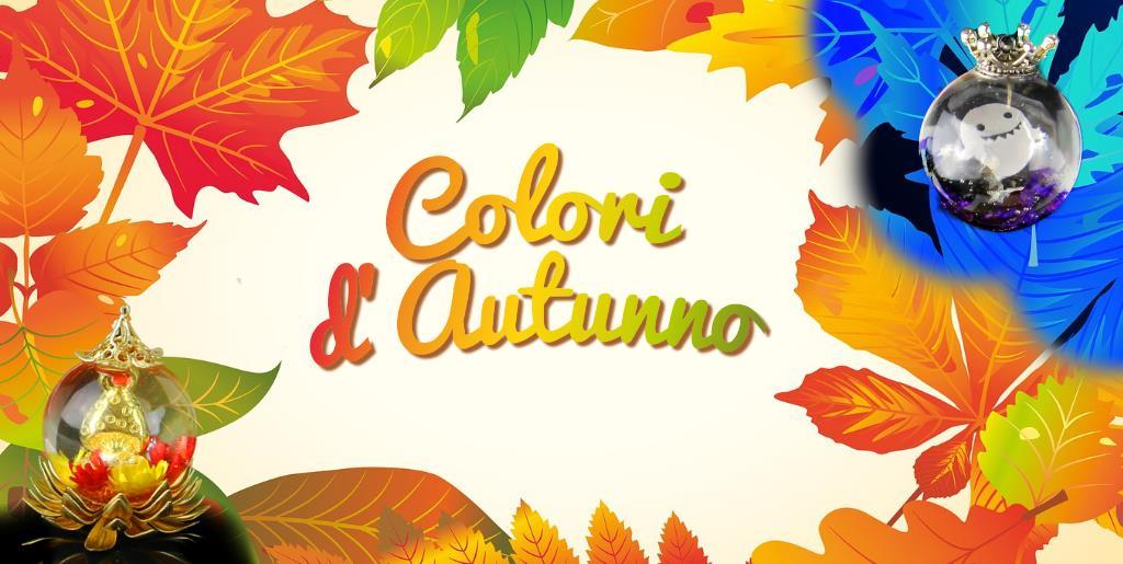 """Tutorial """"Colori d'Autunno"""""""
