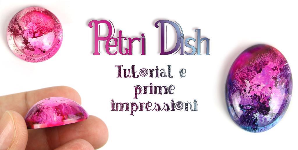 """Tecnica """"Petri Dish"""" - Tutorial e Prime Impressioni"""