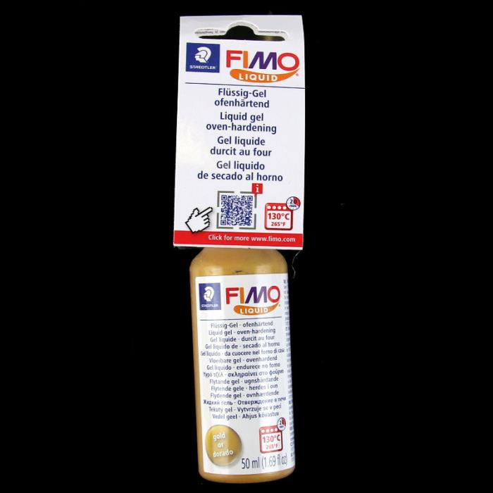 Fimo liquid 50ml - Oro