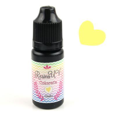 Resina UV Colorata - Giallo - 10gr